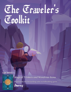 The Traveler's Toolkit