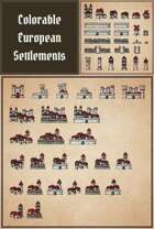 European_Settlements_Pack