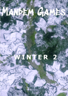 Winter 2 - Printable Battle Maps in Daylight and Moonlight