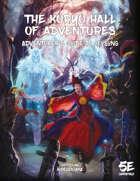 The Koryo Hall of Adventures: RPG Campaign Setting
