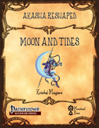 Akasha Reshaped: Moon and Tides