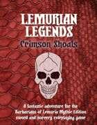 Lemurian Legends: Crimson Shoals