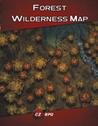 Forest Wilderness Map