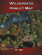 Wilderness Hamlet Map