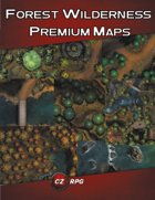 Forest Wilderness Premium Maps [BUNDLE] , from $21.91 to $9.99 at DriveThruRPG