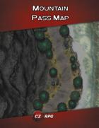 Mountain Pass Map