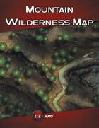 Mountain Wilderness Map