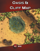 Oasis & Cliff Map