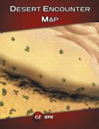 Desert Encounter Map