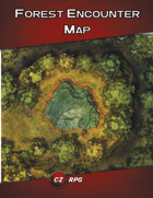 Forest Encounter Map