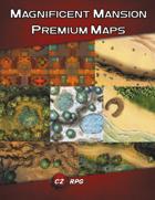 Magnificent Mansion Premium Maps [BUNDLE]