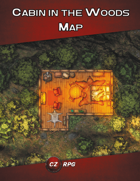Cabin in the Woods Map