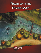 Road by the River Map