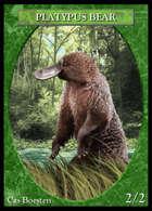 Platypus Bear Token Sheet