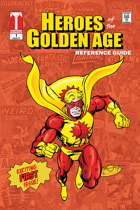 Heroes of the Golden Age #1