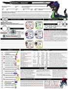 NPC Character Sheet 5e