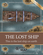 FREE MAP - The Lost Ship