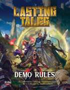 Lasting Tales - Demo Rules
