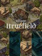 Itruefield village - day & night 5 different styles