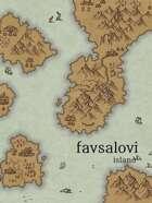 Favsalovi island