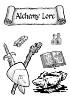 Alchemy Lore