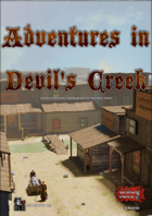 Adventures in Devil's Creek - A Solitaire Dungeon Crawler RPG in the Wild West