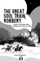 The Great Soul Train Robbery—Zine Edition