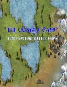 Free Maps The Jungle Camp for posting battle maps