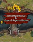 Ancient Bridge Battle Map for Dungeons and Dragons and Pathfinder
