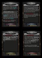 Deathwatch - 40k Faction Secondary Objectives