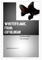 WHITEFRANK Item Catalogue