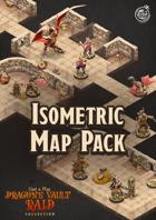 Isometric Map Pack | Dragon's Vault Raid