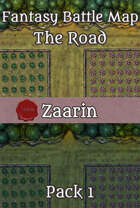 40x30 Fantasy Battle Map - The Road Pack 1