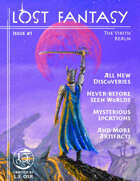 Lost Fantasy Issue 1