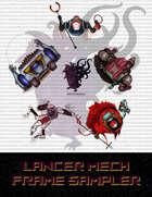 Lancer Mech Frame Sampler