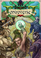 Oniroverse - Livre de Règles FR