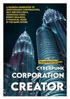 CYBERPUNK CORPORATION CREATOR