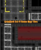 GrimDark Scifi Room Map Tiles