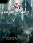 Lost Tales of Myth Drannor