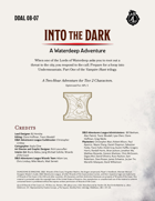 DDAL08-07 Into the Dark