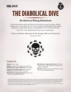 DDAL09-07 The Diabolical Dive