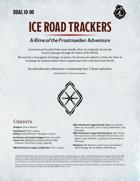 DDAL10-00 Ice Road Trackers