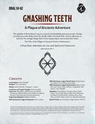 DDAL10-02 Gnashing Teeth