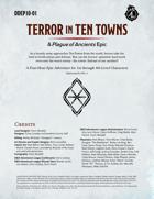 DDEP10-01 Terror in Ten Towns