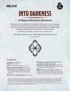 DDAL10-07 Into Darkness