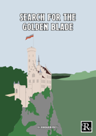 Search for the Golden Blade