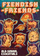 Fiendish Friends: Monsters Go Adventuring Too