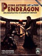 King Arthur Pendragon: 4th Edition