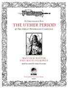 A Chronology for the Uther Period