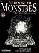 Ye Booke of Monsters